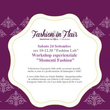 FASHION IN FLAIR 2016